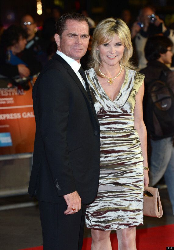 Anthea Turner Blames Herself For Husband Grant Bovey's Friendship With Younger