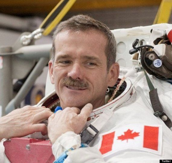 Canadian Astronaut, Commander Chris Hadfield, Sings 'Danny Boy' For St Patrick's Day Onboard