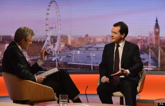 Osborne: Single-Tier Pension System And Care Reform To Be Introduced Year Early In