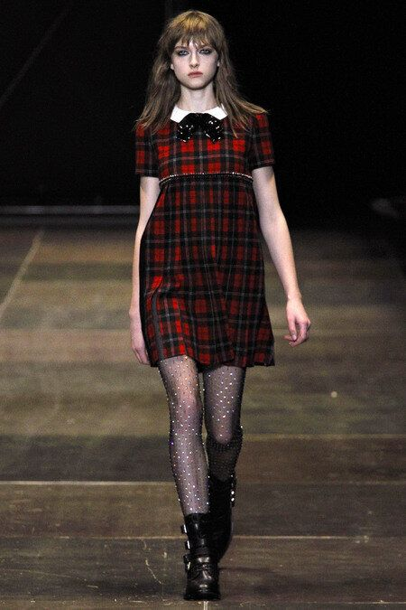 Parlez-Vous Fashion: In Which Plaid Comes