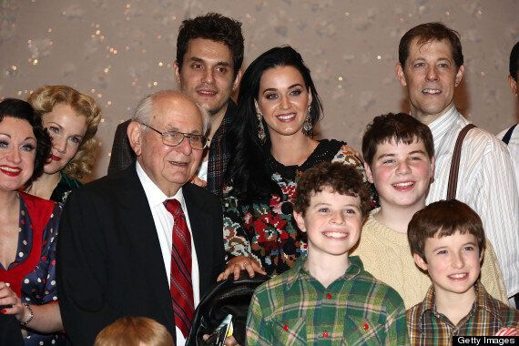 Katy Perry And John Mayer Make Red Carpet