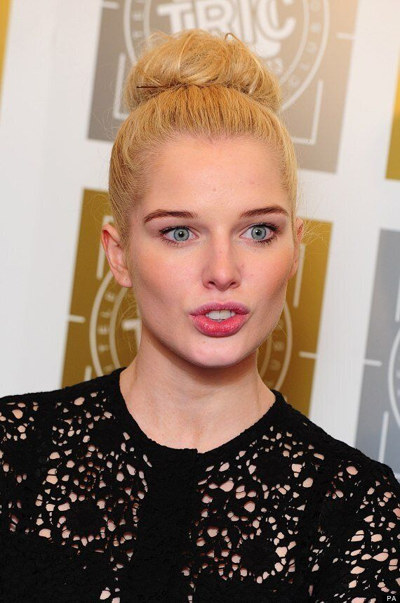 Helen Flanagan Speaks Out In Support Of 'Corrie' Co-Star Michael Le Vell Over Child Sex