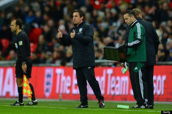 Gary Neville Hints At Leaving Sky Sports To Concentrate On England