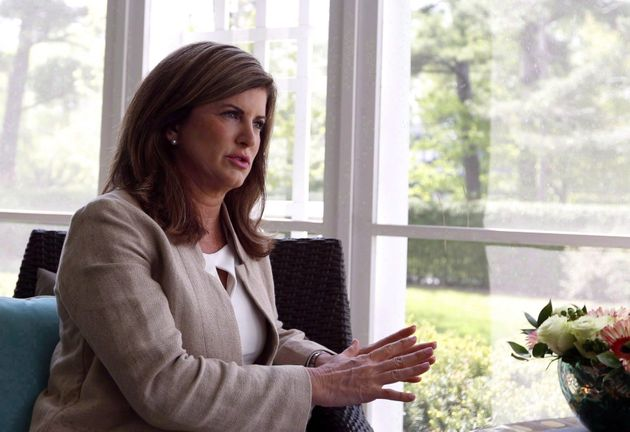 Rona Ambrose is shown during an interview with The Canadian Press in Ottawa on May 18,
