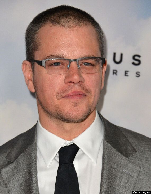 Matt Damon: 'Michael Douglas Is A Wonderful