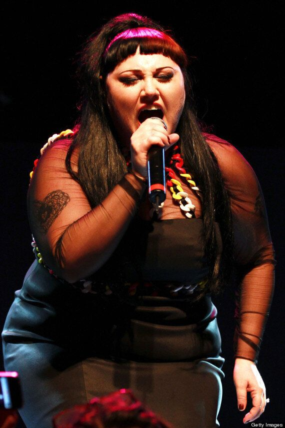 Beth Ditto Arrested: Drunk Gossip Singer Faces Six Month Prison Term For Disorderly