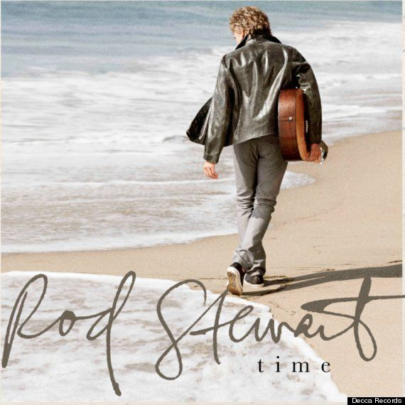 Rod Stewart Debuts 'Time', First Original Material For Two Decades, At Special Abbey Road