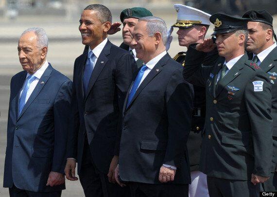 Barack Obama Arrives In Israel, Promises 'Unwavering Support' (VIDEO,