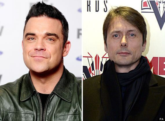 Robbie Williams Launches Tirade At Suede's Brett Anderson: 'More Hearts Will Race For One Direction Than...