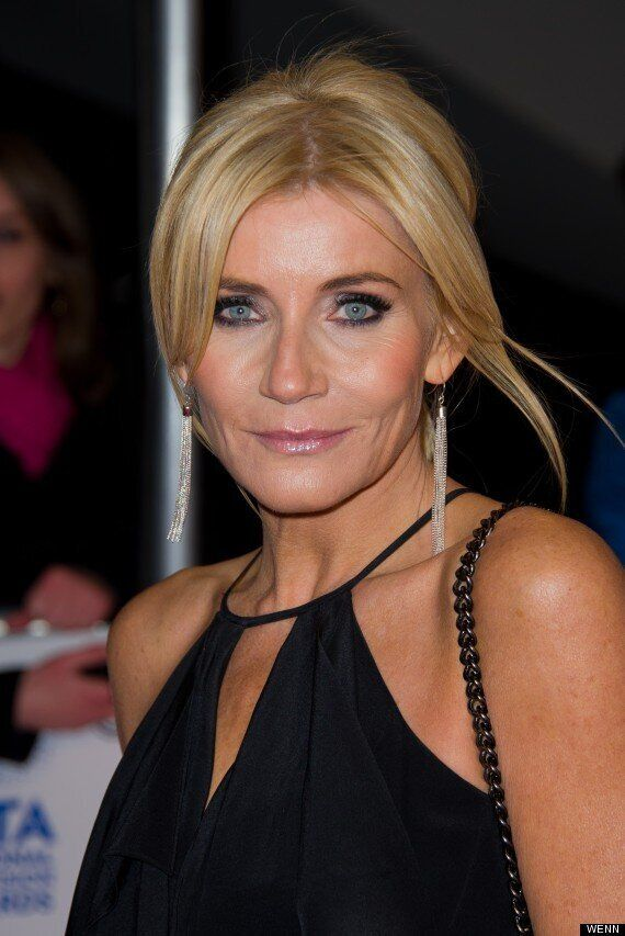 'Coronation Street' Star Michelle Collins Has Toyboy Lover, Just Like Her 'Corrie'