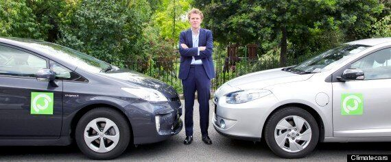 Nicko Williamson Talks About Launching Climatecars, His London Eco Car