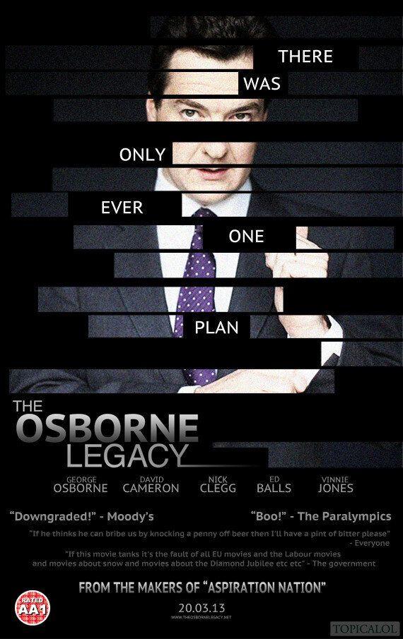 The Osborne Legacy: Coming Soon To A Cinema Near