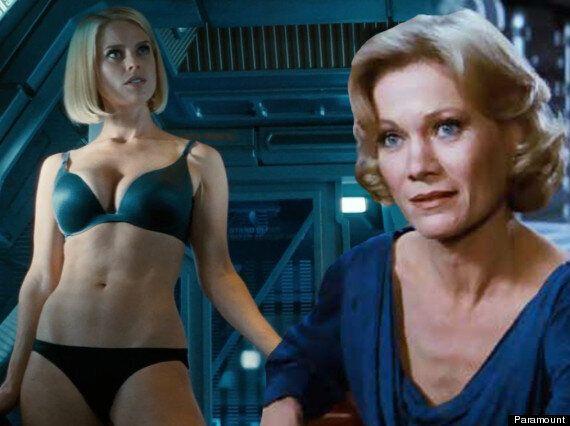 'Star Trek Into Darkness' Trailer: Alice Eve Or Bibi Besch - Which Dr Carol Marcus Do You