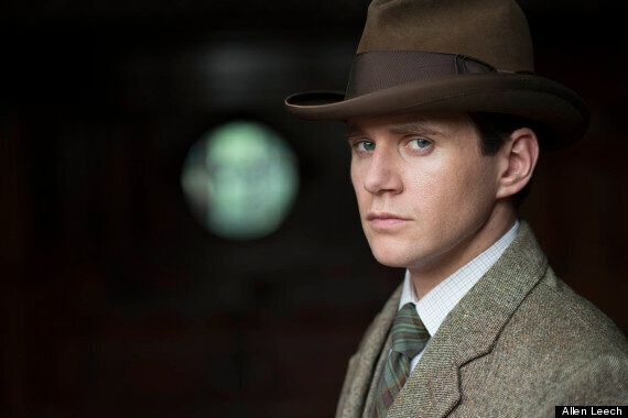 'Downton Abbey' Star Allen Leech On Lady Sybil's Death, The Christmas Special And Series