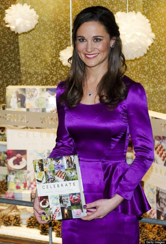 Pippa Middleton Parts Company From Her Agent After Poor Sales Of Her Book,
