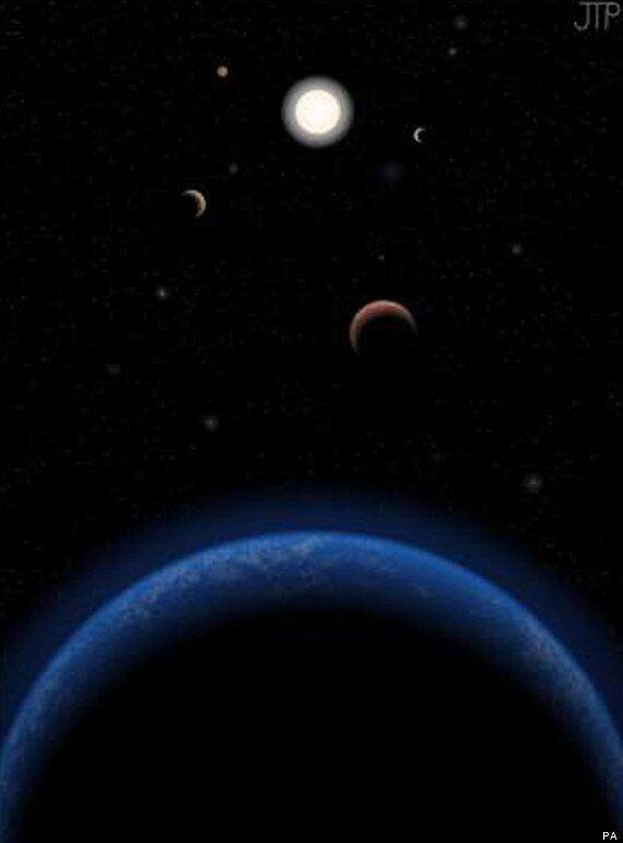 Tau Ceti: 'Habitable' Planet Circles Our Nearest Sun-Like Star