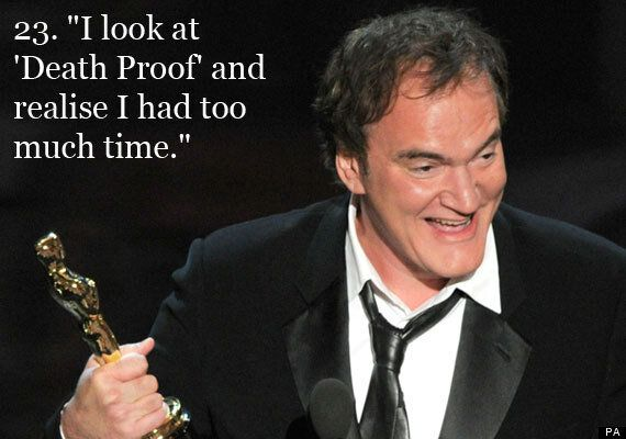 Quentin Tarantino's 50 Best Moments, From Reservoir Dogs, Pulp Fiction To THAT
