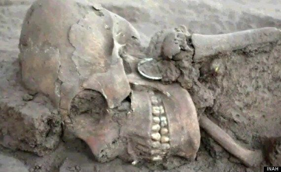 'Alien' Skulls: Deformed Craniums Discovered In 1,000 Year Old Mexican Cemetery