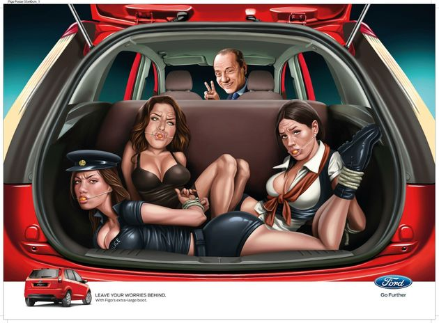 Ford Indian Car Advert Criticised For Trivialising Sexual Violence And Rape Against