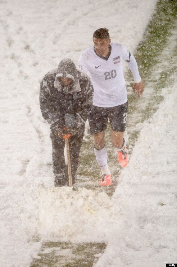 Costa Rica Demand Replay With USA After Snowstorm Defeat