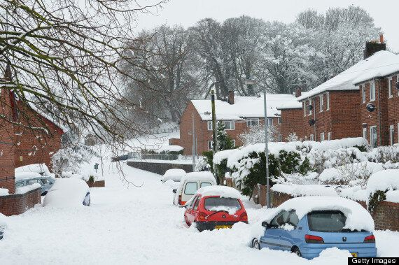 UK Weather: Wintry Weather Could Disrupt Easter