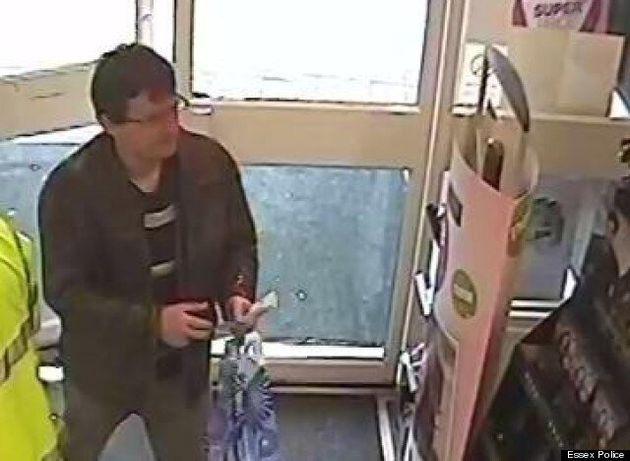 Condom Thief Hunted By Essex Police