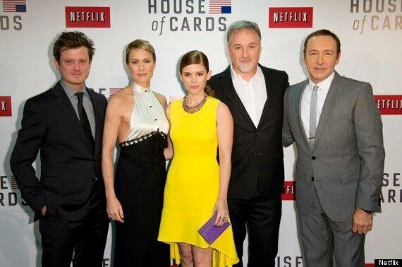 'House Of Cards' Actress Kate Mara Reveals She's Never Seen The Original BBC TV Version, And