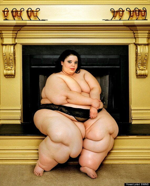 FullBeauty: Photographer Yossi Loloi Captures Obese Women In The Nude (NSWF