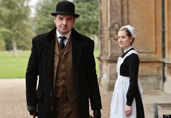 'Downton Abbey' Star Joanne Froggatt Doesn't Want Anna And Mr Bates To 'Stay Happy For Too