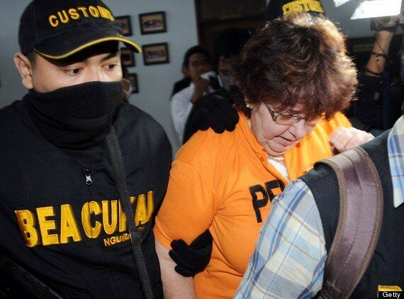 Lindsay Sandiford, Grandmother Arrested In Bali, Could Face 15 Years In