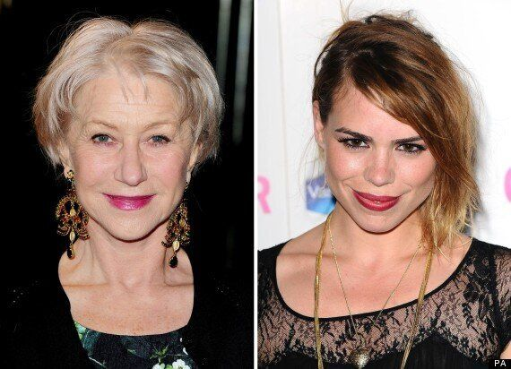 Helen Mirren And Billie Piper To Compete For Olivier Awards - Read Full