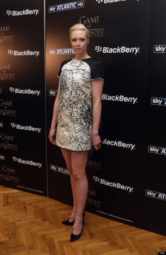 'Game Of Thrones' Season 3 Premiere Attended By Show's Stars Michelle Fairley, Charles Dance, And A Thrilled