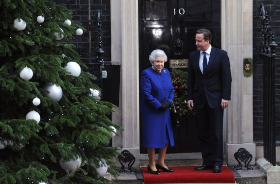 Pictures Of The Week: Sandy Hook Funerals, The Queen Attends Cabinet And David Cameron In