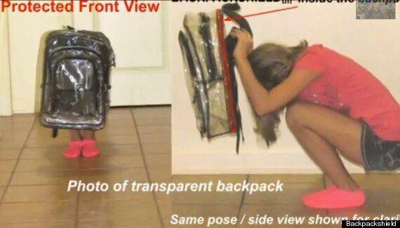 Sandy Hook School Shooting Prompts Surge In 'Bulletproof' Backpack Sales