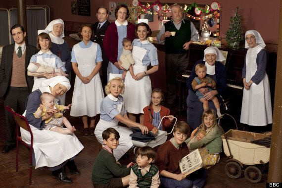 'Call The Midwife' Christmas Special 'Very Moving' Says Miranda Hart