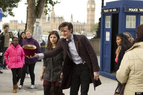 'Doctor Who' Review - 'Bells Of St Johns' Finds Matt Smith, Jenna-Louise Coleman In Reassuringly Fine