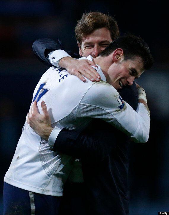 André Villas-Boas And Gareth Bale: The Premier League's Greatest 'Bromance'