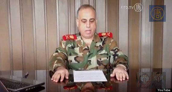 Syrian Military Police Chief Abulaziz Al-Shalal Defects, Brands Army 'Gangs Of Murder &