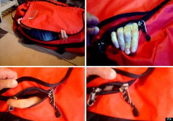 Gareth Williams Death: MI6 Spy 'Climbed Into Bag