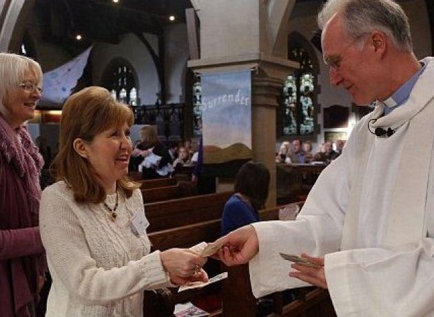 Yorkshire Vicar Rev Richard Steel Raises £10,000 After Entrusting Congregation With