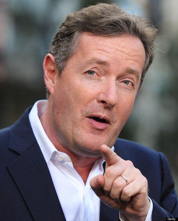Piers Morgan Calls For Gay Marriage 'Amendment' To