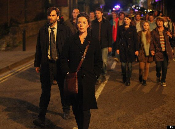 Broadchurch Review Episode 5 - Grief Turns To Anger, Town Claims Another