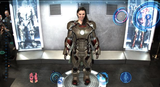 Become Iron Man Ahead of Iron Man 3 Movie