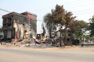 Massacre in Meiktila: That Was My