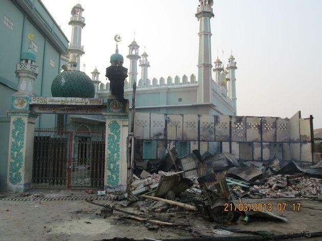 Eye Witness Accounts of Meiktila Massacre; Beaten, Burnt and