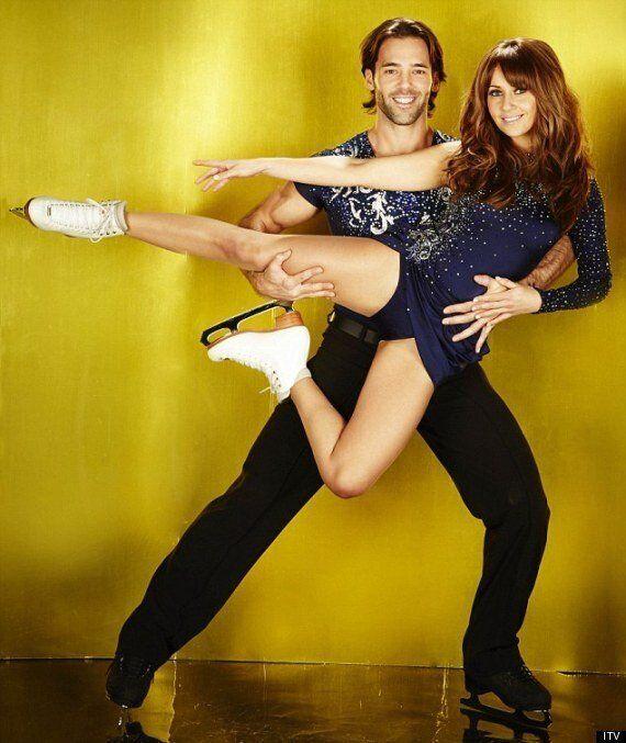 Jennifer Metcalfe 'In Bits' Over 'Dancing On Ice' Love Split From Sylvain