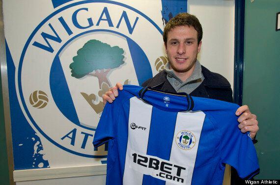Wigan Sign Ángelo Henríquez On Loan From Manchester
