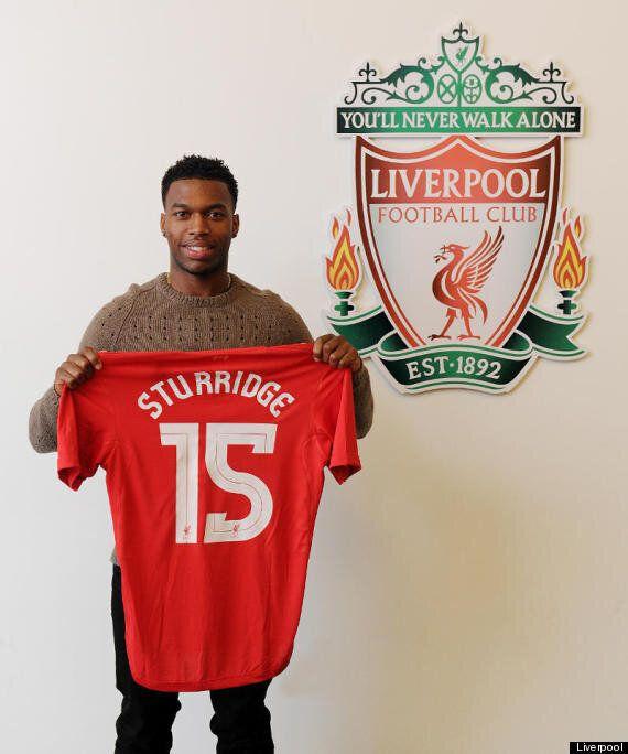 Liverpool Sign Daniel Sturridge From