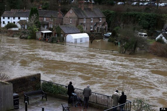 UK Flooding: Yorkshire, Lincolnshire, And South Gloucestershire Communities 'At Risk'