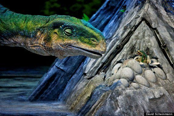 Walking With Dinosaurs (REVIEW): Prehistoric Monsters Roar Into The 02 In Spectacular